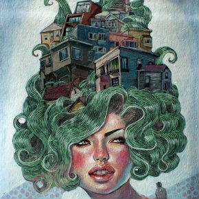 Il colore dei capelli è un tagliodell'anima
