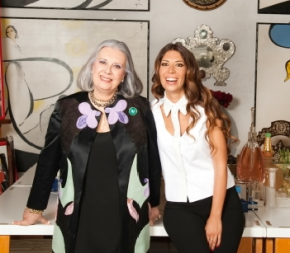 Una moda di famiglia. Laura e Lavinia Biagiotti si raccontano. SuGioia!